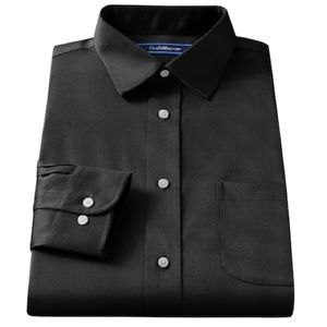 Croft & Barrow Dress Shirt Classic Fit Easy Care